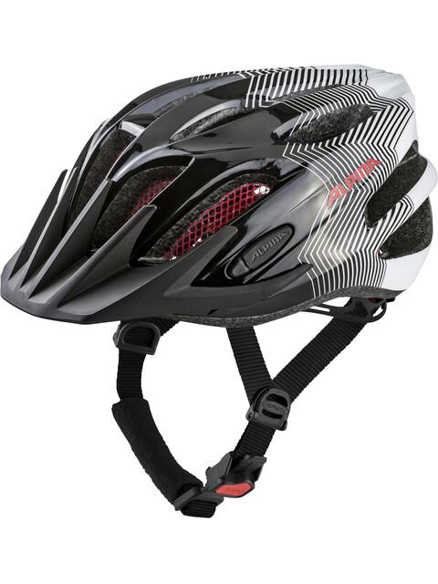 Alpina FB 2.0 Helmet Juniors black-white-red